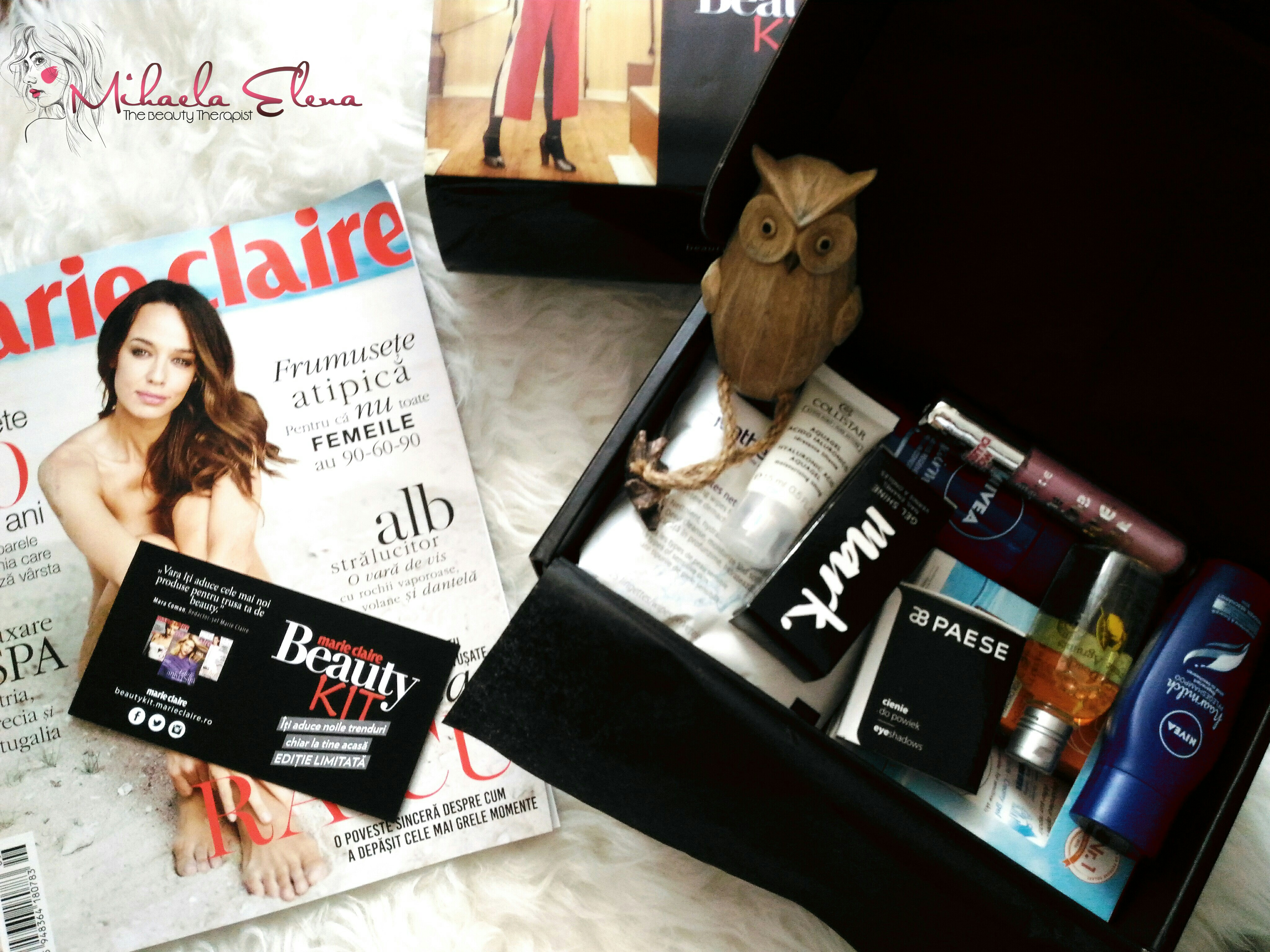 beauty kit Marie Claire 3